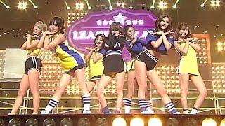 comeback special aoa   심쿵해 heart attack 인기가요 inkigayo 20150628