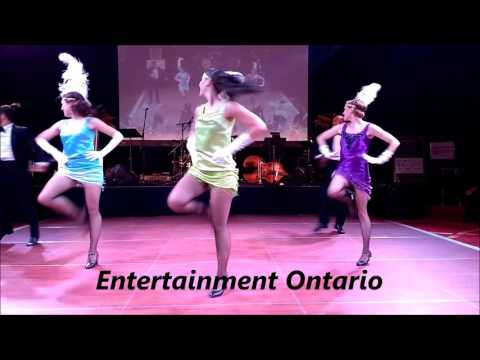 Entertainment Ontario Swing Dancers