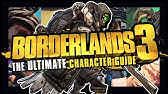 Ultimate Character Guide - Borderlands 3Which is right for you? Choice has more impact than ever