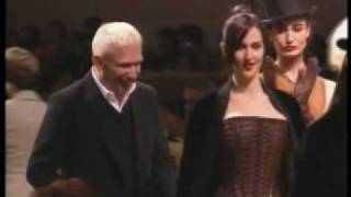 """yue-sai's World"" Episode: Jean-paul Gaultier Part Ii"