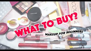 BASIC MAKEUP GUIDE (DRUGSTORE PRODUCTS) FOR BEGINNERS | Philippines + GIVEAWAY!