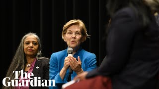 And39i Am Sorry For The Harm I Have Causedand39 Elizabeth Warren At Native American Forum