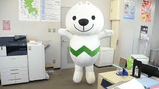 きれきれ「エアきいちゃん」 和歌山県のPRキャラ