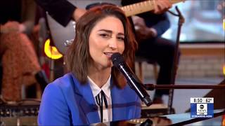 """Sara Bareilles sings """"Fire"""" live from new CD """"Amidst The Chaos""""  April 8, 2019 HD 1080p"""