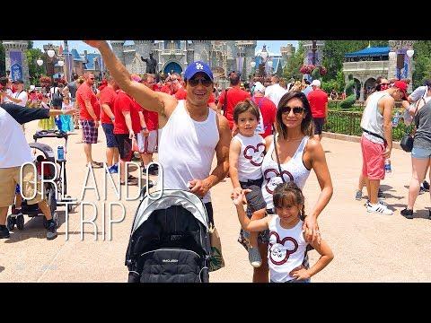 VLOG: Our Family Trip to Orlando!