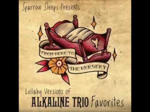 Sparrow Sleeps Lullabies Alkaline Trio Help Me Youtube