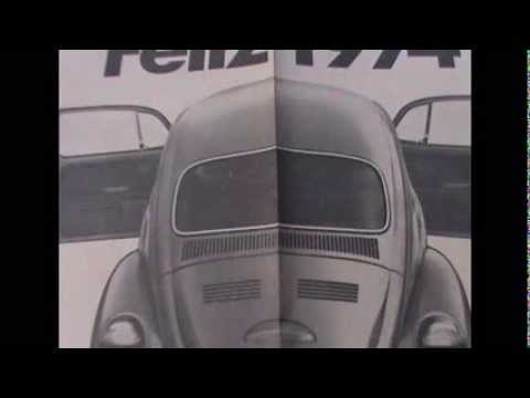 VOLKSWAGEN SEDAN 1974 PERIODICO MEXICO Videos De Viajes