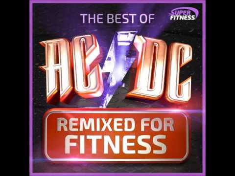 Best of AC DC  Remixed for Fitness  Billie Tasker