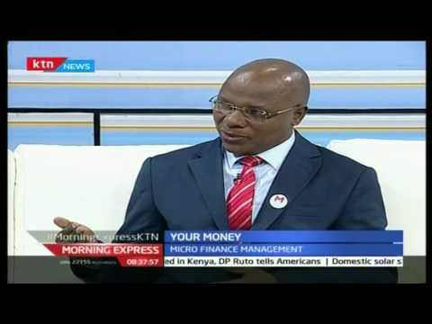 Your Money: Micro Finance Management 27th September 2016