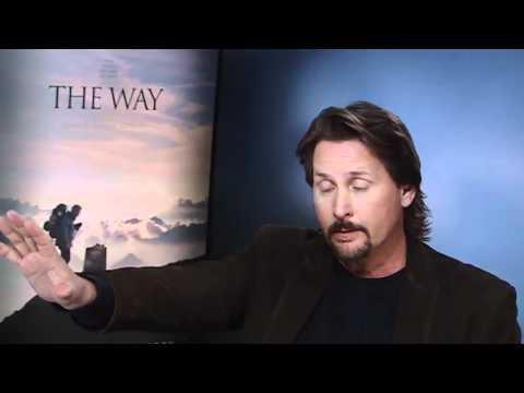 THE WAY - EMILIO ESTEVEZ INTERVIEW