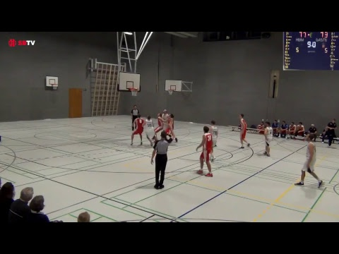 Coupe Suisse M - Day 1/16: KLEINBASEL vs. ZURICH