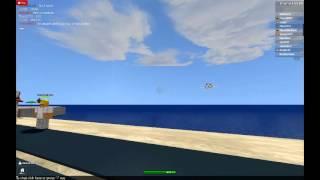 ROBLOX Boeing 757-200 St.Maarten landing.