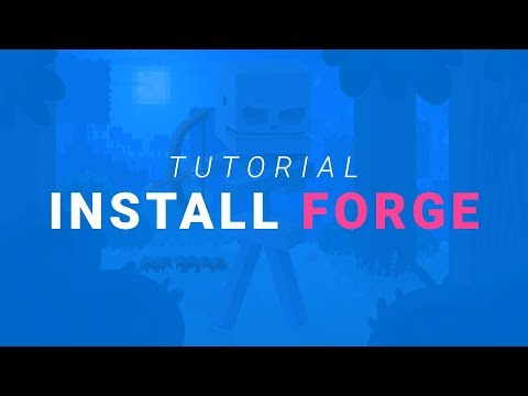 How To Install Forge On Your Minecraft Server (Any Version)