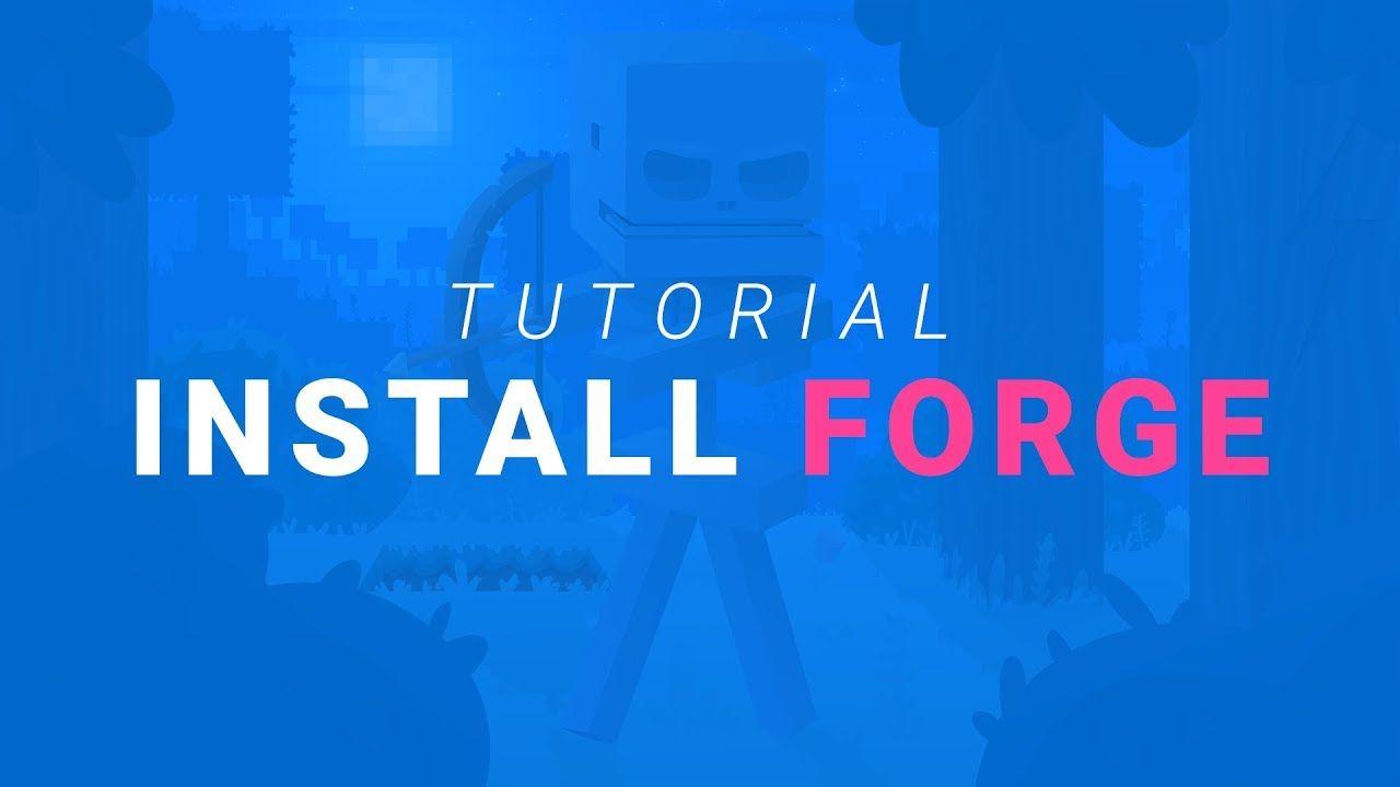 How to install Minecraft Forge - Knowledgebase - Shockbyte