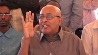 gudoomiye ciro waxa laga noqday qaranamdii somaliland