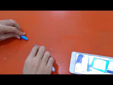 Sorry Justin Bieber - Pen tapping cover Marcus Vieira