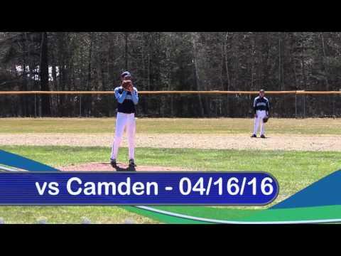 Oceanside Baseball Highlights 4/16/16