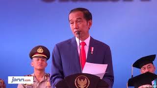 Ikuti Perkembangan Jaman, Jokowi: Pola Mengajar Perguruan Tinggi Harus Diubah - JPNN.COM