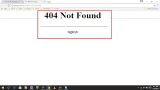 How To Fix 404 Not Found Error In Google Chrome