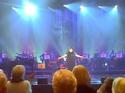 Susan Boyle April 15th in concert at Bournemouth. Pavilion Theatre