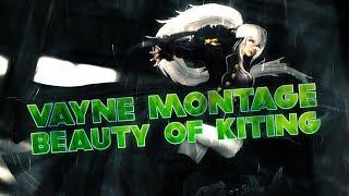 Vaysu - Beauty of Kiting -Vayne Montage 9#