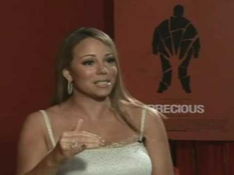 Mariah Carey on her new movie 'Precious'
