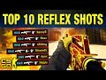 Top 10 CS:GO Inhuman Reaction Moments