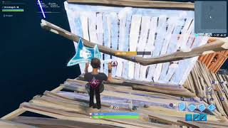 Fortnite: Day 4 on claw... my aim and builds are improving!!!