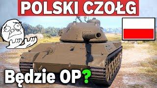 NOWY POLSKI CZOŁG CIĘŻKI - Będzie OP? - World of Tanks