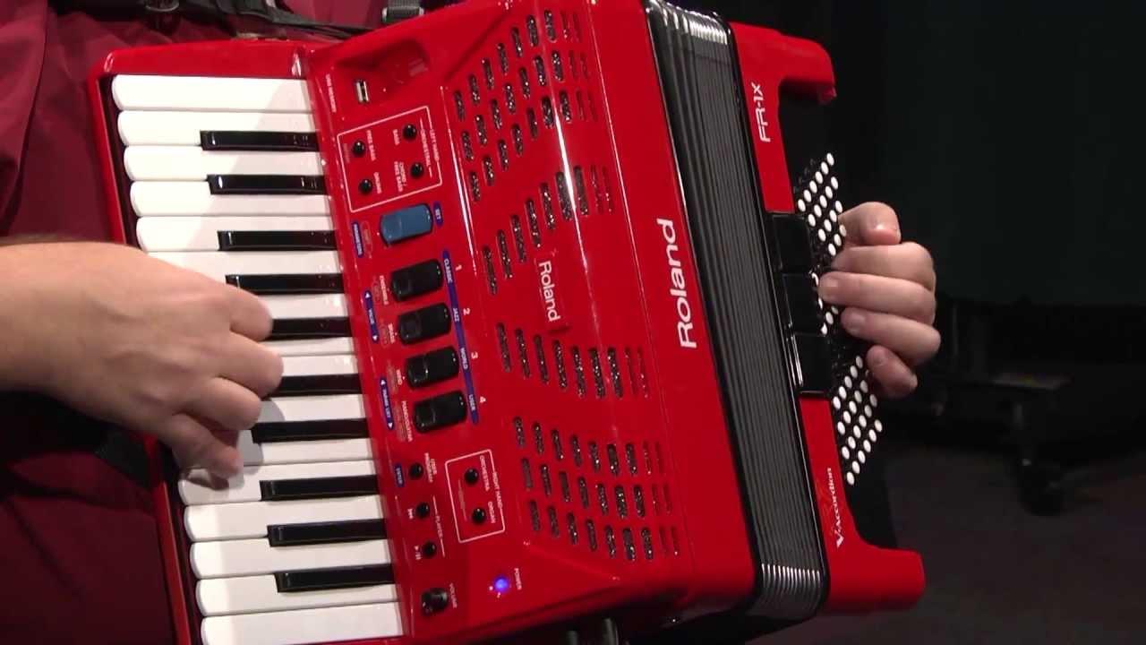 Roland FR-1X-RD