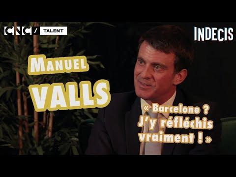 """Manuel Valls: """" Barcelone? J'y réfléchis vraiment!"""""""