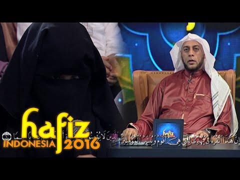 Sambung Ayat Syekh Ali Jaber Dengan Ifah, Kakak Dari Ahsani [Hafiz] [16 Jun 2016]