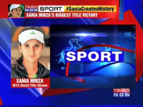 Exclusive: Sania Mirza after winning ATP doubles final