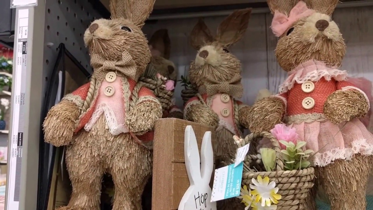 Michaels Easter Spring Decor 2017 Youtube