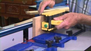 Scott Phillips Tip Of The Week From The American Woodshop - How To Make A Beaded Face-frame