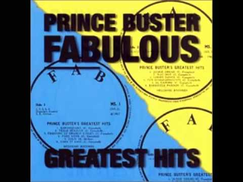 Prince Buster - My Girl - (Fabulous Greatest Hits)