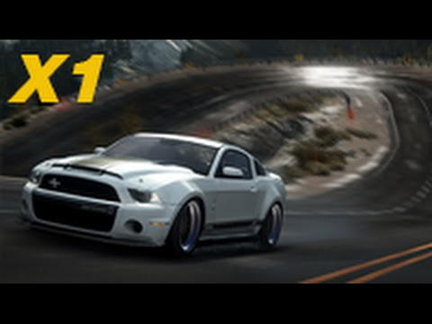 Need For Speed: The Run - Movie | Extreme | Super Snake