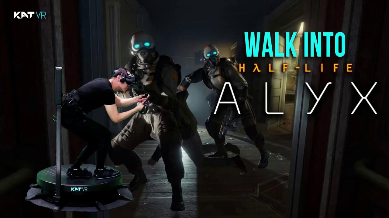 La nueva cinta para correr en salas de juego se llama 'KAT Walk Mini S'