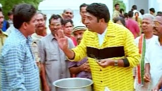 Prakash Raj Prasadam Controversy Scene - Telugu Movie Comedy Scenes