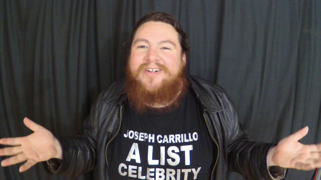 Joseph Carrillo Interview - Ultimate Celebrity Blackout ...