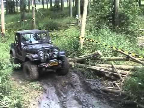 Jeep Academy - Wamel - 17 juni 2007