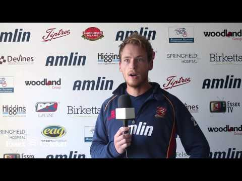 EssexTV | Tom Westley announced as new Vice-Captain & signs new contract