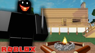 """CABIN """"CAMPING"""" TRIP ON ROBLOX! 🏕️"""