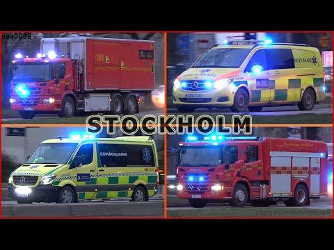 ambulans-och-brandkår-utryckning-i-stockholm