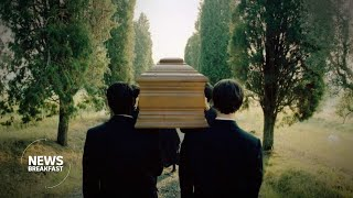 How do you want your funeral to look? | News Breakfast