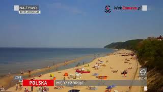 5 najpiękniejszych plaż nad polskim morzem na portalu WebCamera.pl
