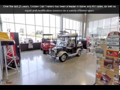 Golden Gait Trailers | Concord, NC | Trailer Sales