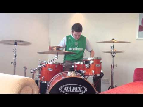 When The Sun Burns Out - Anathema - Drum Cover - Owen Hughes