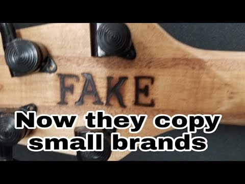 Counterfeit Guitars Are Out Of Control