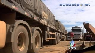 Um Ano Após a Cheia do Rio Madeira 12 02 2015